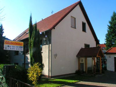 Pension in Kleinzschachwitz